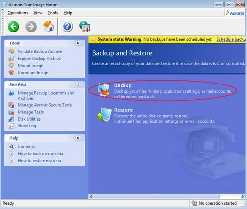 Acronis True Image WD Edition   WD